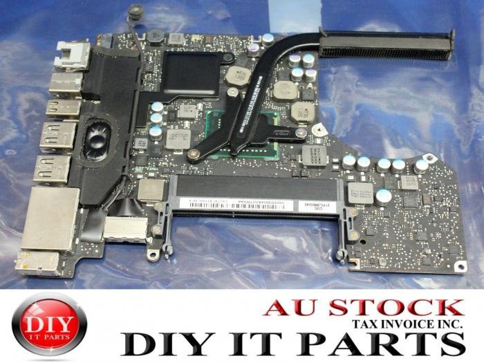 Apple MacBook Pro 13 A1278 Late 2011 Intel i5 2 4GHz Logic Board  Motherboard EMC 2555